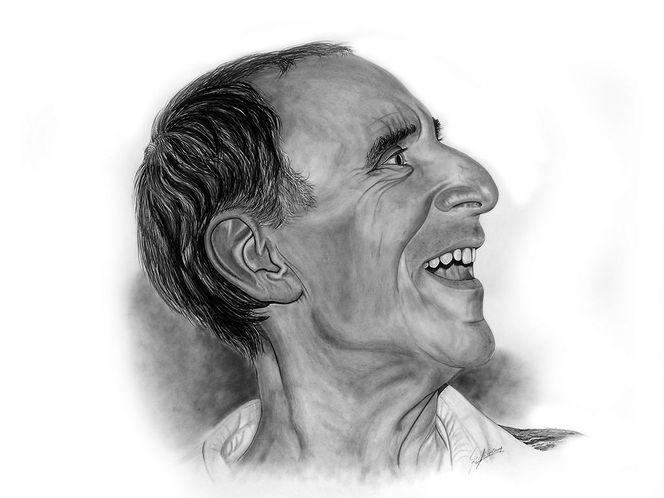 Portrait, Freude, Menschen, Malerei