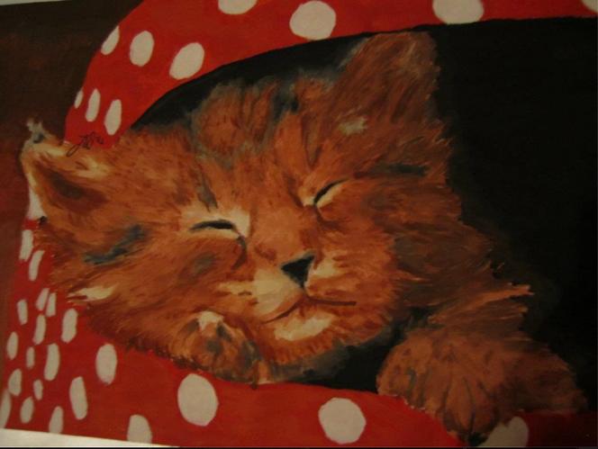 Malerei, Tiere
