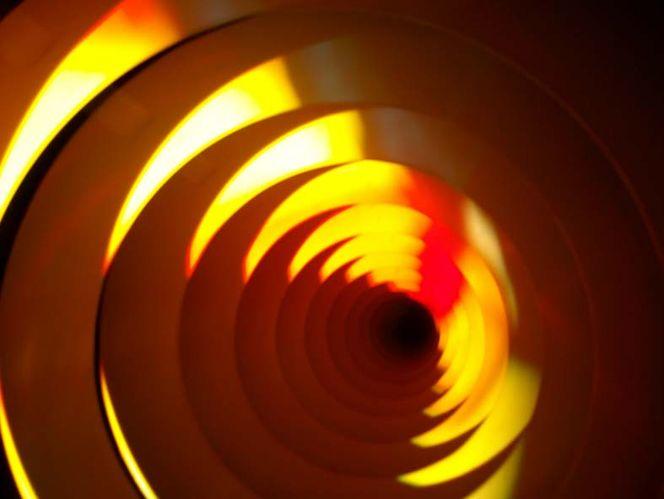 Spacetunnel, Leuchtend, Ufos, Spirale, Gegenwart, Objekt