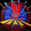Malerei, Synästhesie, Abstrakt, Ölfarben