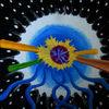 Musik, Synästhesie, Ölfarben, Malerei