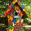 Vogelhaus, Malerei, Puzzle