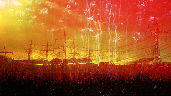 Elektrizität, Digitale kunst