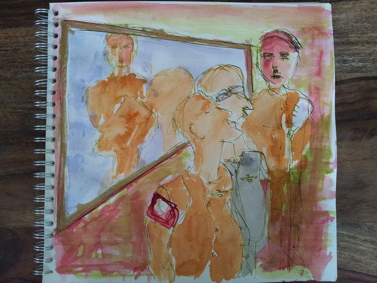 Zeichnungen, Gesellschaft