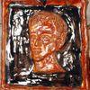 Lava, Dübler, Ton, Selbstportrait