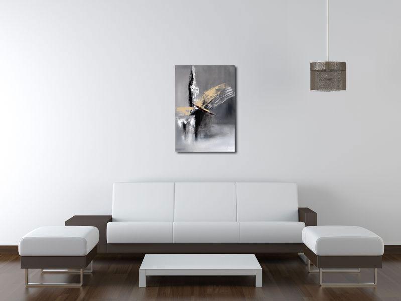 Wandbild modern phoenix abstrakte wandbilder von slavova - Abstrakte wandbilder ...