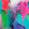 Vorgefühl, Abstrakt, Malerei