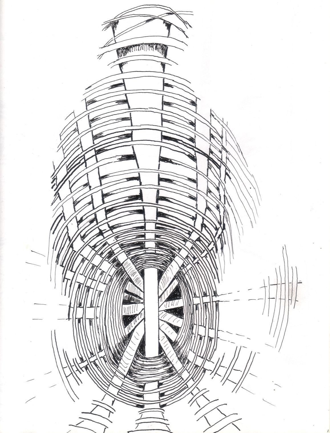 bild korb geflecht boden zeichnungen von kruemel1 bei kunstnet. Black Bedroom Furniture Sets. Home Design Ideas