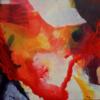 Malerei, Übergriff, Acrylmalerei