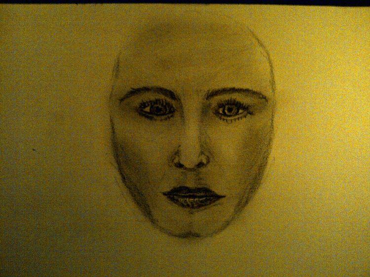Gesicht, Zeichnungen
