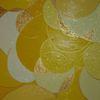 Malerei, Gelb, Sonne