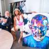 Kunstausmünchen, Markus lüpertz, Portrait, Malerfürst