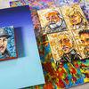 Der millionen maler, Bayern münchen, Speed painting, Portraitzeichnung