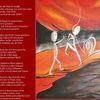 Interpretation, Gedicht, Erschöpfung, Rot