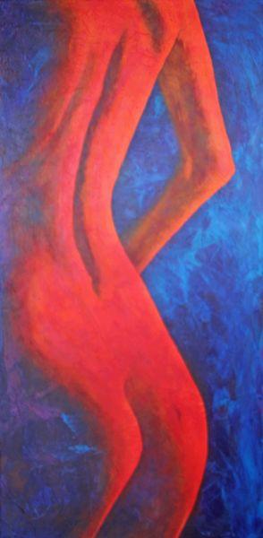 Akt, Malerei
