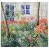 Tulpen, Frühling, Garten, Aquarell