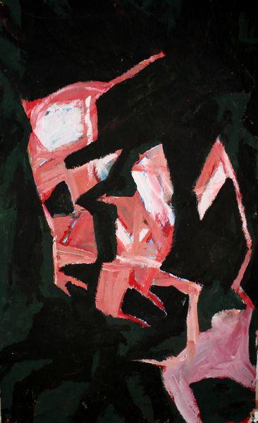 Malerei, Weihnachtsmann