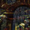 Mauer, Fenster, Baum, Digitale kunst