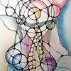 Zeichnen, Ausdruck, Intuition, Neurografik