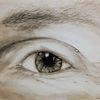 Lichtpunkt, Iris, Augen, Ausdruck