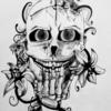 Tattoo vorlage totenkopf, Zeichnungen