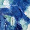 Fantasie, Abstrakt, Blau, Malerei
