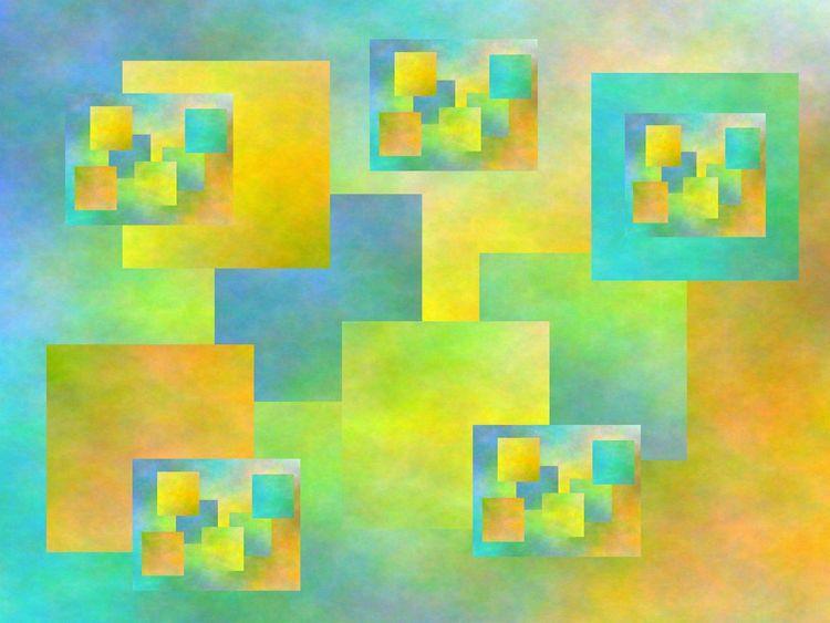 Ausdruck, Traum, Digital, Dekoration, Abstrakt, Stimmung