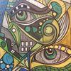 Augen, Rund, Fantasie, Gestaltung