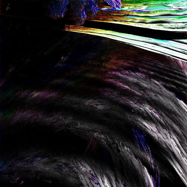 Mandelbulb, Digital, Fraktalkunst, Digitale kunst