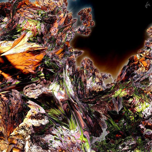 Fraktalkunst, Mandelbulb, Digital, 3d, Digitale kunst, Tal