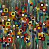 Abstrakte malerei, Abstrakter expressionismus, Impressionismus kunst, Abstrakt
