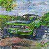 80er, Manta, Retro, Opel