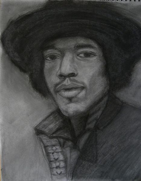 Malerei, Hendrix