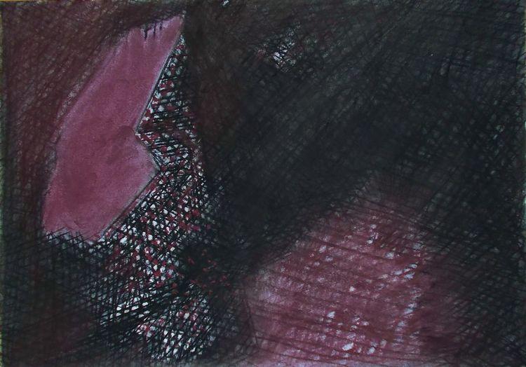 Kohlezeichnung, Pastellmalerei, Zeichnungen