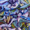 Formen, Kubismus, Farben, Malerei