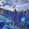 Umwelt, Blau, Fremde, Fantasie