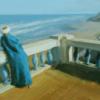 See, Küste, Meer, Digitale kunst