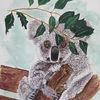 Aquarellmalerei, Tiere, Bär, Aquarell