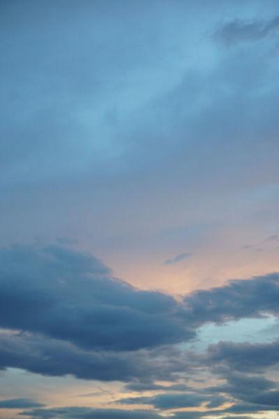 Dämmerung, Himmel, Fotografie