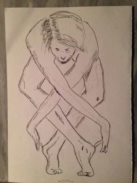 Bleistiftzeichnung, Menschen, Zeichnung, Zeichnungen