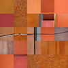 Quadrat, Fotografie, Quadratur der stadt, Berliner fassaden
