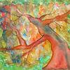 Aquarellmalerei, Hahnemühle, Aquarell, Herbst