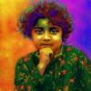gipsy children, niña gitana