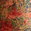 Blätter, Bunt, Herbst, Malerei