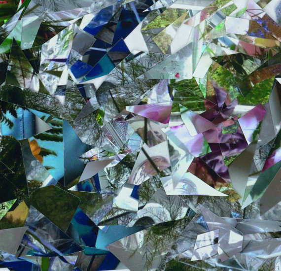 bild collage art bunt fotoleinwand surreal von lilly helja jonasson bei kunstnet. Black Bedroom Furniture Sets. Home Design Ideas