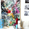 Leinwanddruck, Abstrakte kunst, Abstrakt, Surreal