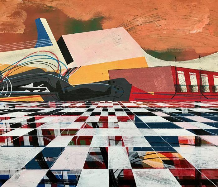 Avantgarde, Zeitgenössisch, Metaphysisch, Abstrakt, Technologie, Futurismus