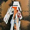 Acrylmalerei, Futurismus, Technologie, Konst