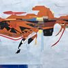Acrylmalerei, Doppelgänger, Avantgarde, Metaphysisch