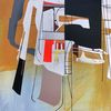 Metaphysisch, Acrylmalerei, Avantgarde, Technologie